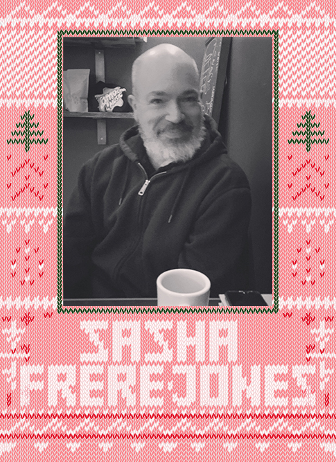 Sasha Frere-Jones 2019
