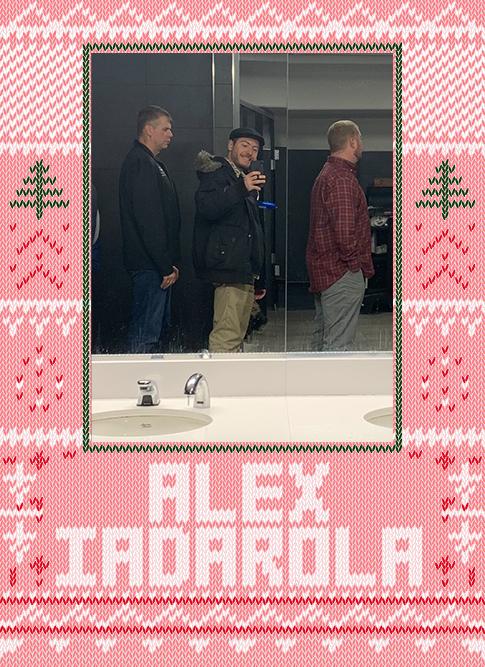 Alex Iadarola 2019