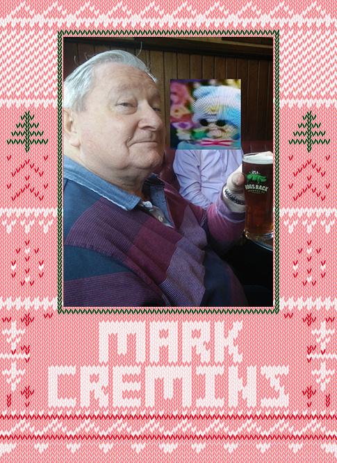 Mark Cremins 2019