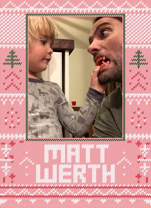 Matt Werth 2019