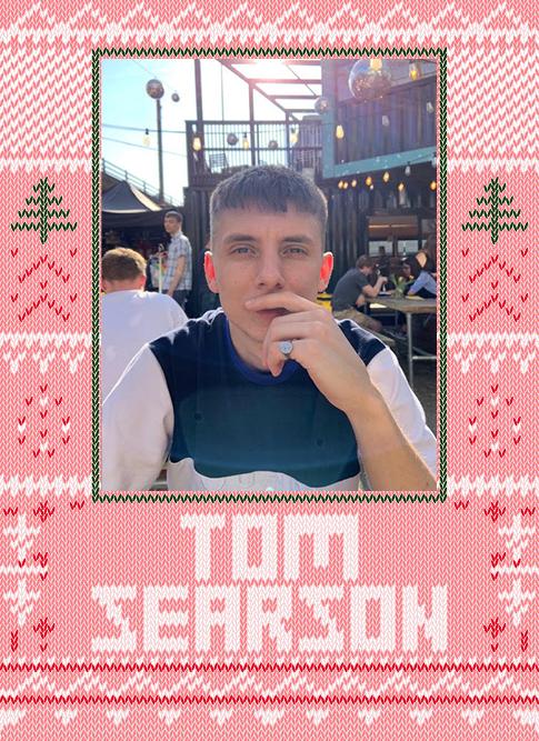 Tom Searson 2019