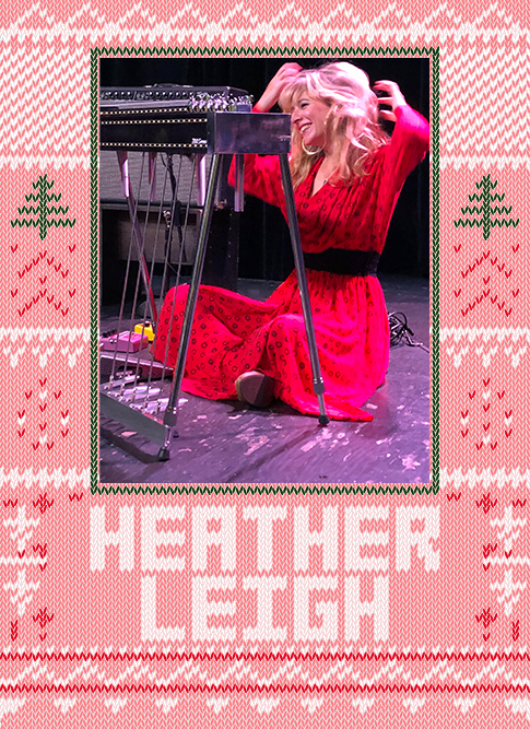 Heather Leigh 2019