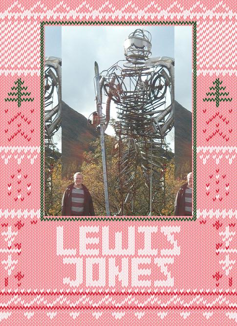 Lewis Jones 2019
