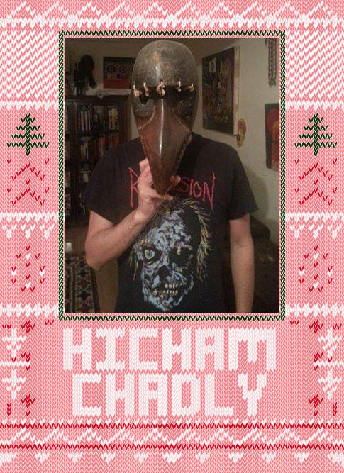 Hicham Chadly 2019