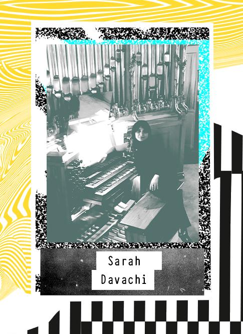 Sarah Davachi 2020
