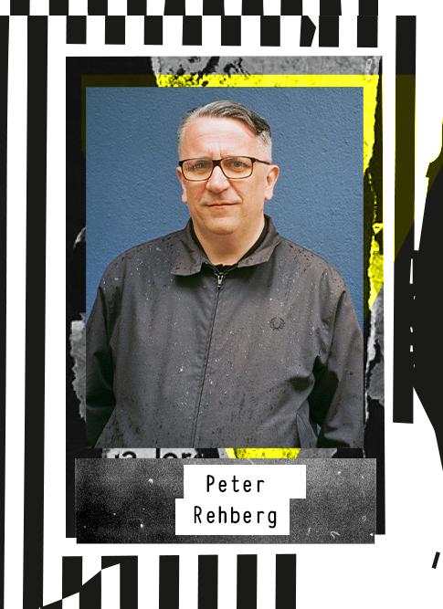 Peter Rehberg 2020
