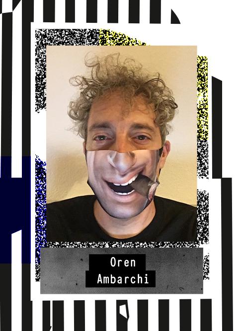 Oren Ambarchi 2020