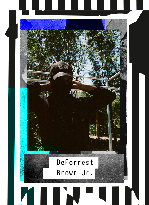 DeForrest Brown Jr. 2020