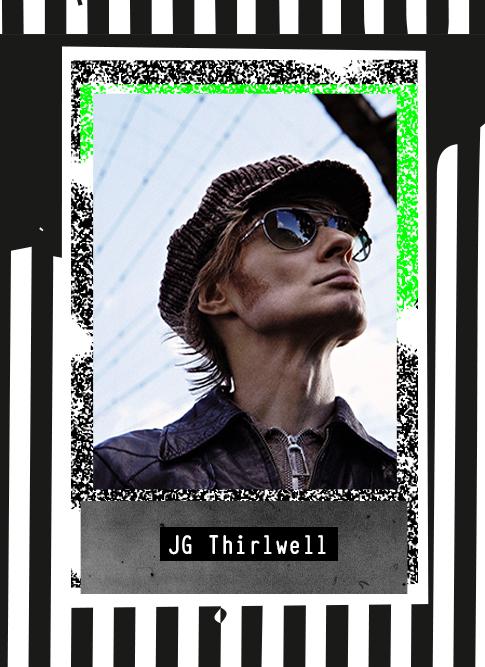 JG Thirlwell 2020