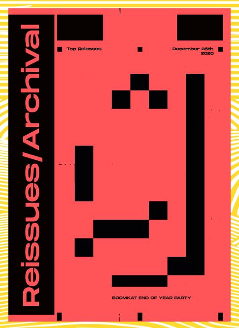 Boomkat Reissues & Archival 2020