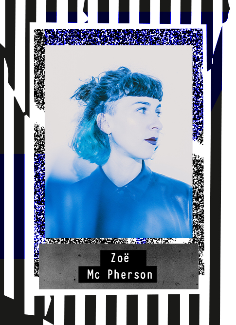 Zoë Mc Pherson 2020