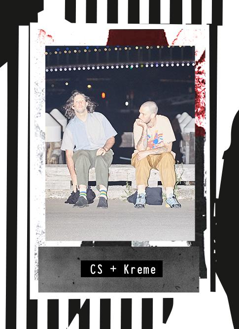 CS + Kreme 2020