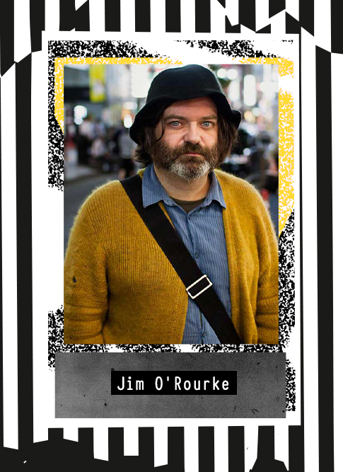 Jim O'Rourke 2020