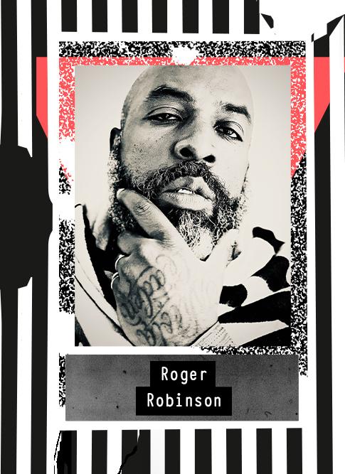 Roger Robinson 2020