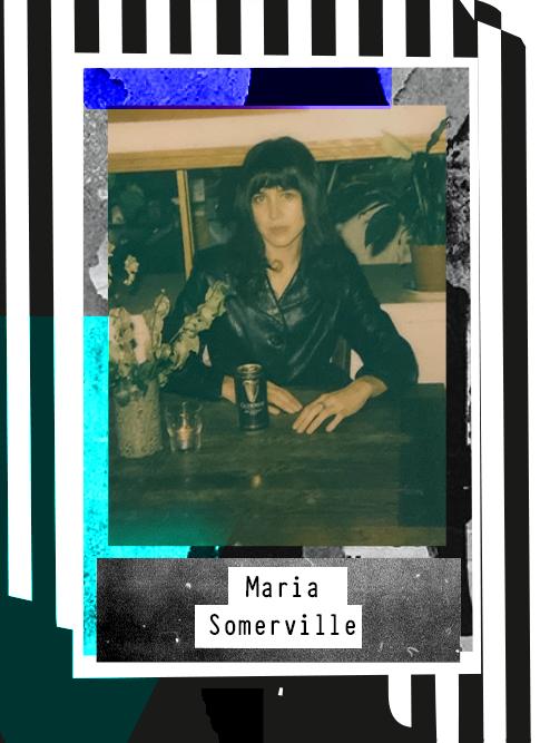 Maria Somerville 2020