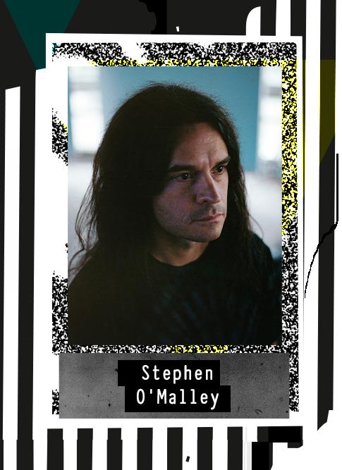 Stephen O'Malley 2020
