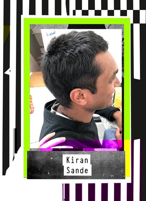 Kiran Sande 2020