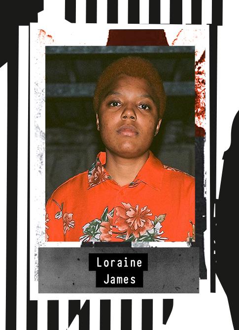 Loraine James 2020