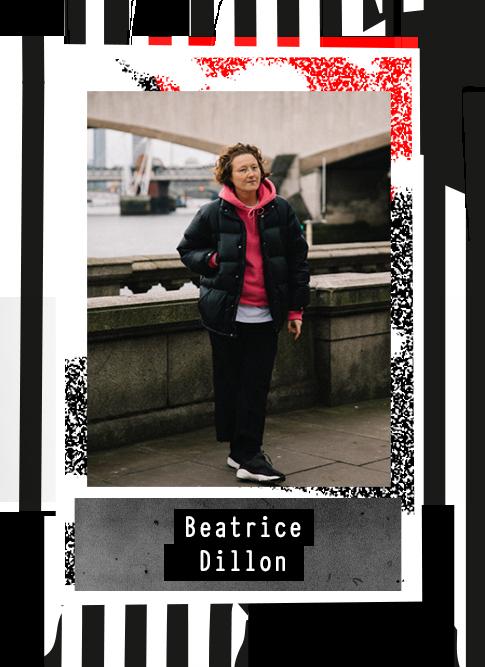Beatrice Dillon 2020