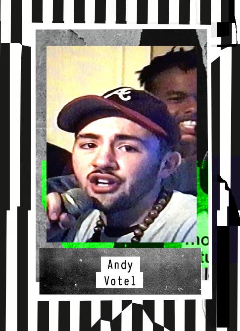 Andy Votel 2020