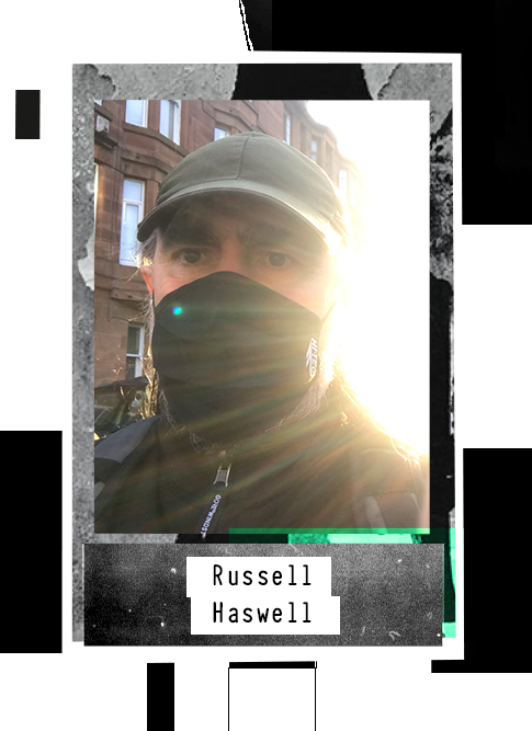 Russell Haswell 2020