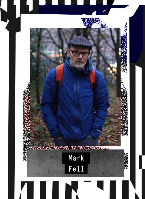 Mark Fell 2020