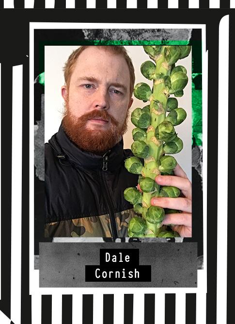 Dale Cornish 2020