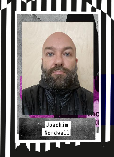 Joachim Nordwall 2020