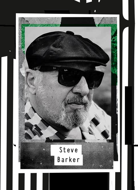 Steve Barker 2020