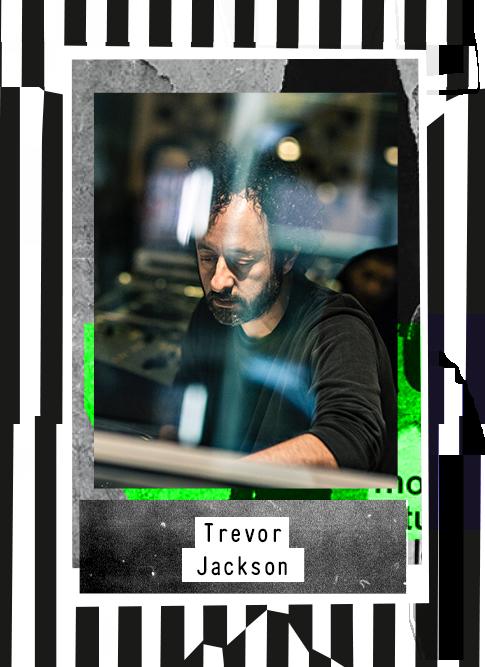 Trevor Jackson 2020