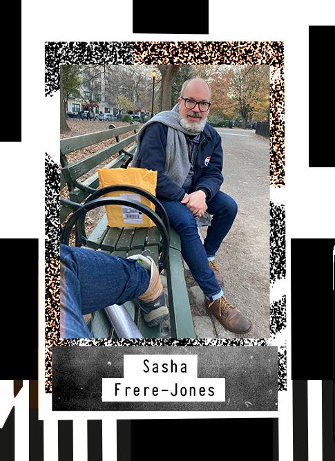 Sasha Frere-Jones 2020