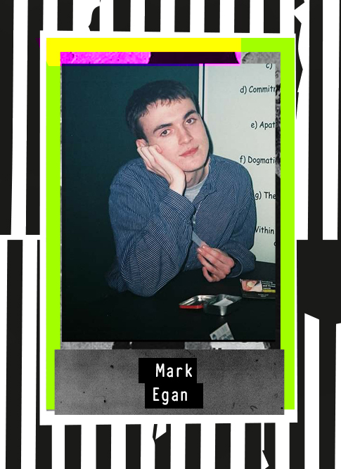 Mark Egan 2020