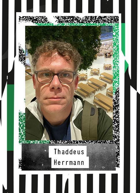 Thaddeus Herrmann 2020