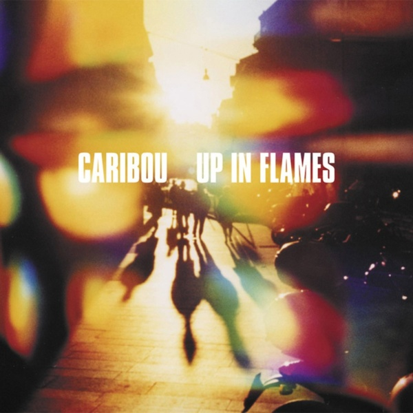 Caribou up in flames