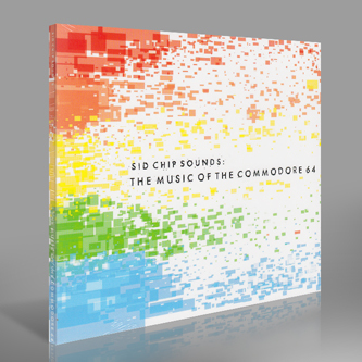 Various / Robot Elephant - SID Chip Sounds: The Music Of The Commodore 64