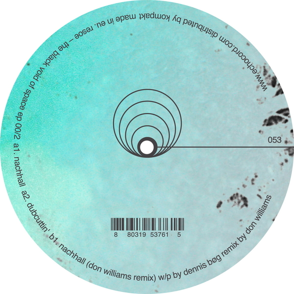 RESOE - The Black Void Of Space EP 00/2