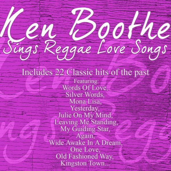 Ken Boothe - Ken Boothe Sings Reggae Love Songs