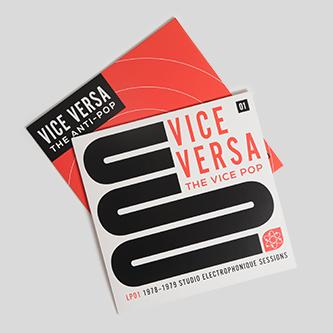 Vice Versa Electrogenesis 1978 80 Deluxe Box Set Boomkat