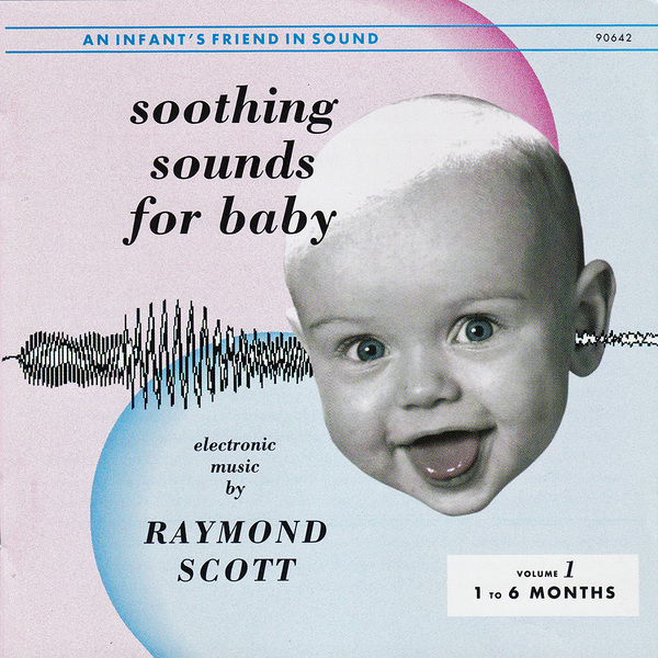 Soothing Sounds For Baby - Volume 1- 3 (2021 Repress)