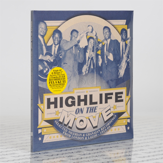 Various - Highlife on the Move: Selected Nigerian &