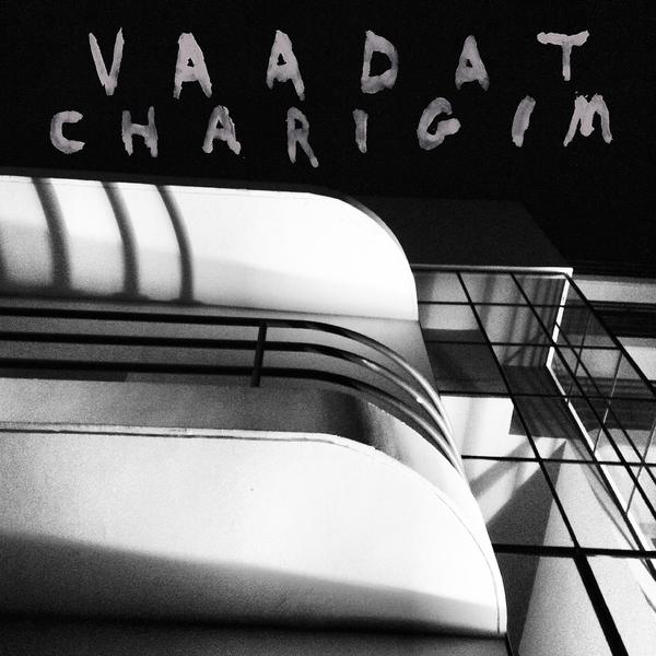 Vaadat charigim 2015 sinking as a stone cover art