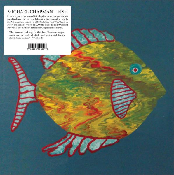 Tsq5203 chapman fish