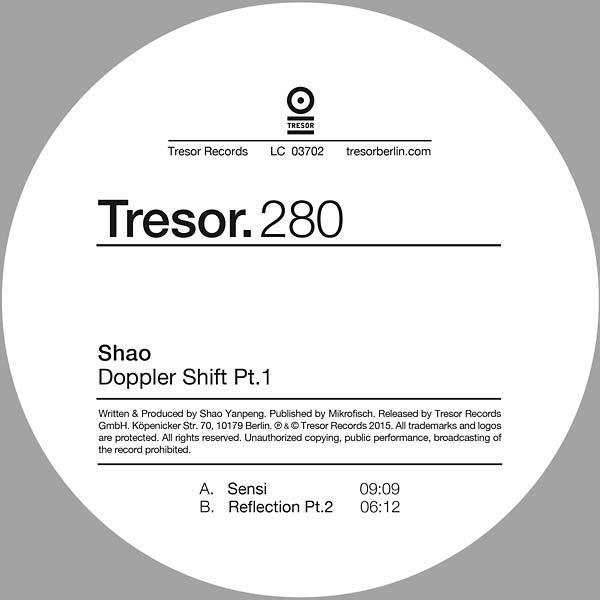 Tresor280ep cu