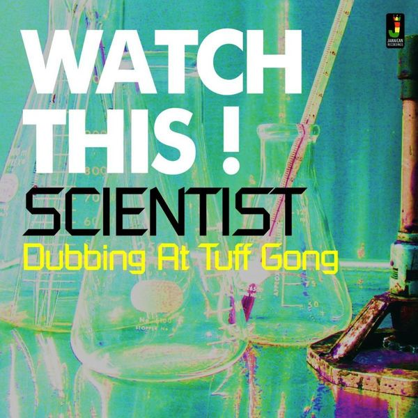 Scientist watch this dubbing at tuff gong jamaican recordings cd 32156 p ekm 1000x1000 ekm