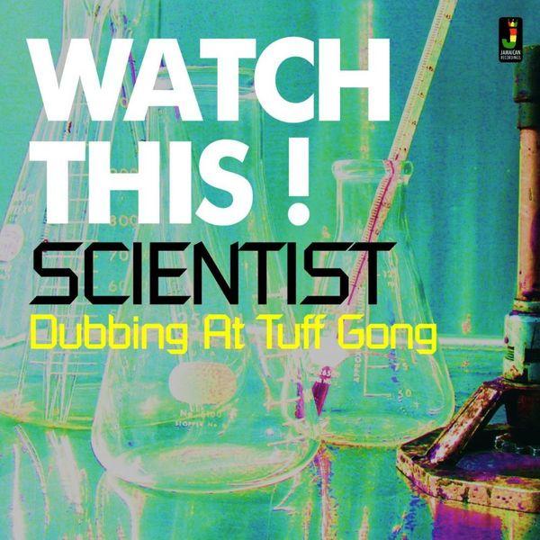 Scientist watch this dubbing at tuff gong jamaican recordings cd 32156 p ekm 1000x1000 ekm