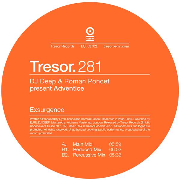 Tresor281 artwork