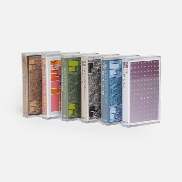 Cassettes 8