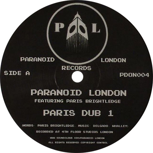 Paranoid london paris dub 1
