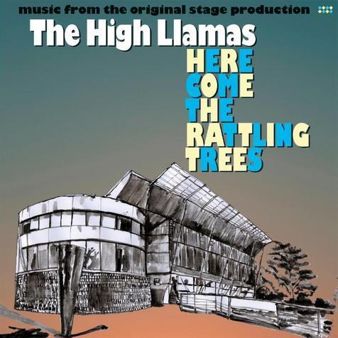 Large high llamas cover