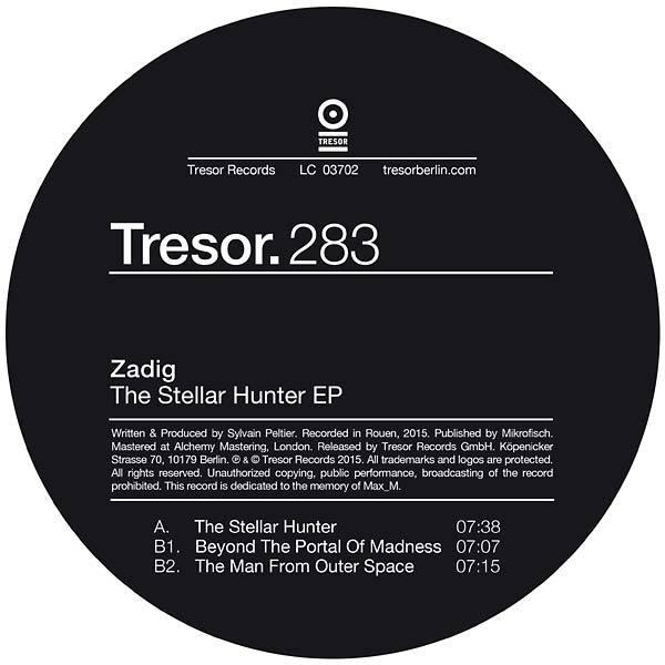 Tresor283ep cu